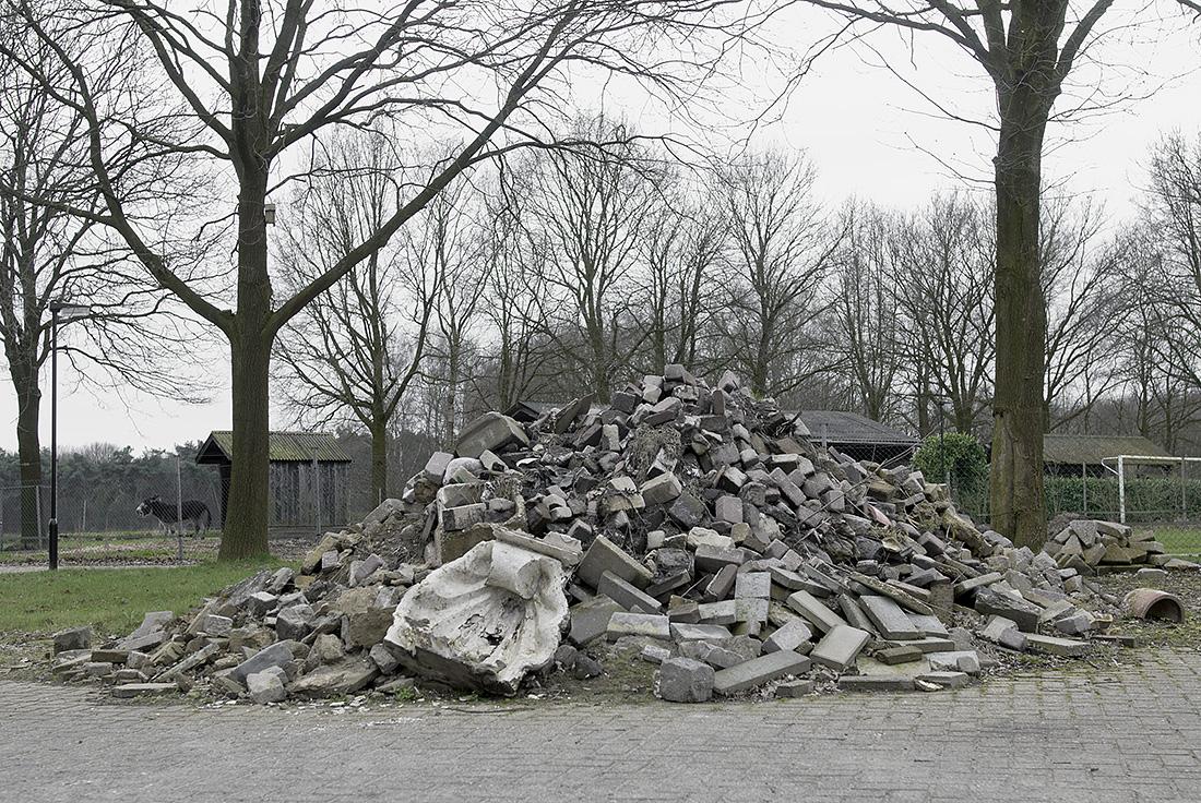 Troebel Landschap - Borekel en Schaft, 2012 - Hans van Asch