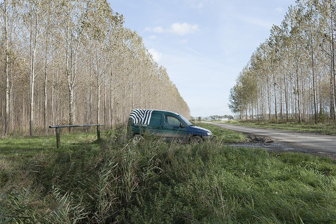 Troebel Landschap - Nieuwerkerk, 2012 - Hans van Asch