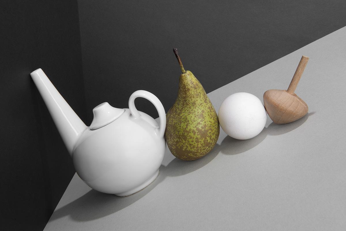 Hans van Asch logische verbeelding kunst met eieren