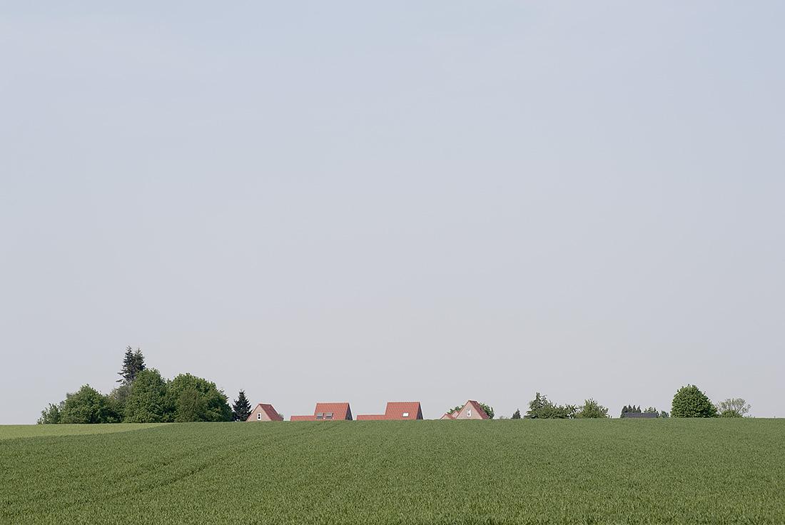 Troebel Landschap - Puth, 2011 - Hans van Asch