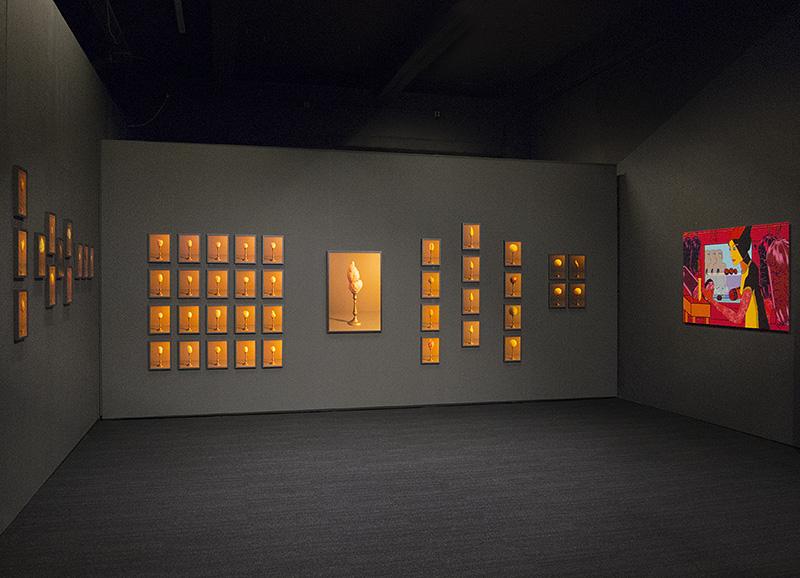 Yksi Expo expositie Rode kool met bloedworst Hans van Asch en Henri van Nuenen