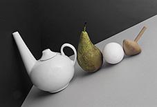 melkkan, peer, ei en tol op een hellend vlak