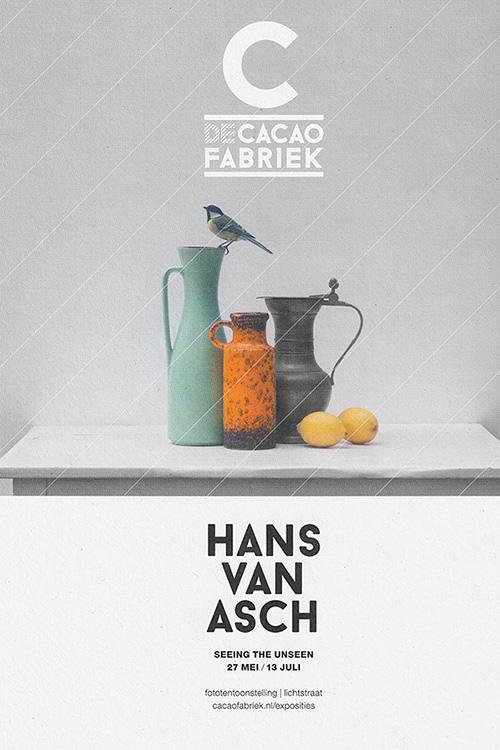 Expositie Seeing the Unseen, Hans van Asch, Cacaofabriek Helmond